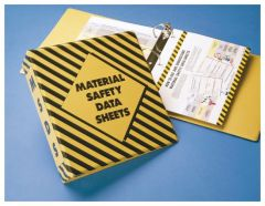 Brady™ MSDS Binder and User's Guide
