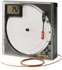 Dickson™ K-Thermocouple Sensing Chart Recorders