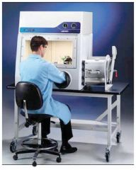 Labconco™ Precise™ Controlled Atmosphere Glove Boxes