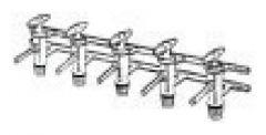 DWK Life Sciences Kimble™ Kontes™ Double Vacuum/Gas Manifold