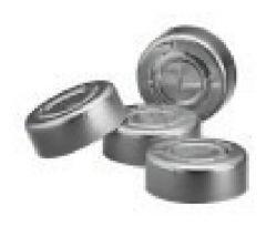 DWK Life Sciences Kimble™ Kontes™ One Piece Aluminum Seal for Vials