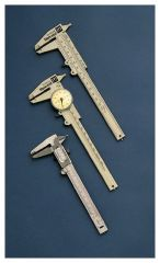 Walter Stern Vernier Calipers with Double Scales to 120mm