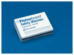 Fisherbrand™ Wooden Safety Matches