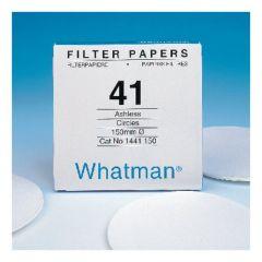 GE Healthcare Quantitative Filter Paper: Grade 41 Circles