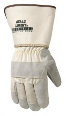 Wells Lamont™ Gold Solutions Leather Palm Gloves