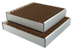 Fisherbrand™ Trays and Dividers for Shell Vials