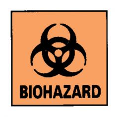 National Marker™ Biohazard Signs