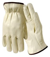 Wells Lamont™ Cowhide Driver's Gloves with Straight Thumb