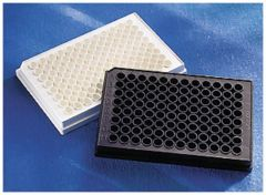 Corning™ 96-Well Solid Black or White Polystyrene Microplates