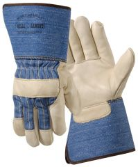 Wells Lamont™ Superior Quality Leather Palm Gloves