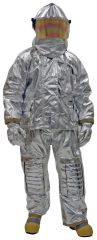 Honeywell Tails PBI Aluminized LTO Proximity Coats