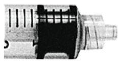 BD IV Syringes