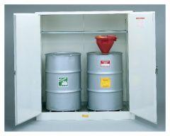 Justrite™ Indoor Drum Storage Cabinet