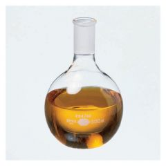 DWK Life Sciences Kimble™ KIMAX™ Short Neck Flask with standard taper Joints