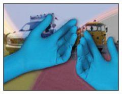 CTI Latex Powder-Free High Risk Exam Gloves