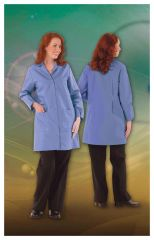 Superior Uniform Worklon™ Microstat™ ESD Unisex Lab Coats