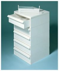 Fisherbrand™ Modular Microslide Storage System: Drawer Wheels
