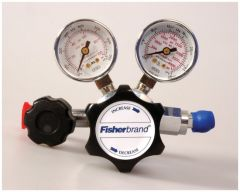 Fisherbrand™ Single-Stage Lecture Bottle Gas Regulators