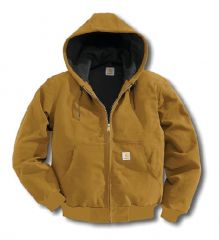 Carhartt™ Men's Duck Active Thermal Lined Jackets