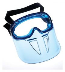 Kimberly-Clark Professional™ KleenGuard™ V90  Shield™ Safety Goggles with Face Shield