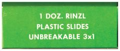 Fisherbrand™ Disposable Microscope Slides