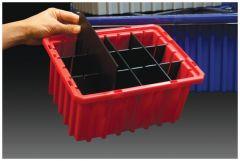 Dynamic Diagnostics Dividers for Lab Organizer Boxes