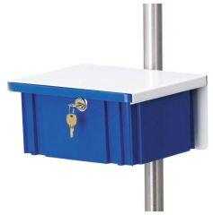 Dynamic Diagnostics Locking Drawer Workstation