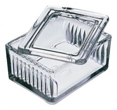 DWK Life Sciences Wheaton™ Glass Staining Dish for 10 or 20 Slides