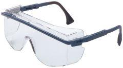 Honeywell Safety Products™ Uvex™ Astro OTG 3001™ Safety Glasses, Black frame; Clear ultradura lens