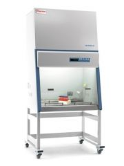 Thermo Scientific™ 1300 Series A2 Class II, Type A2 Bio Safety Cabinet, 3 ft.. wide, 10 in. sash, 115V, SmartCoat interior walls