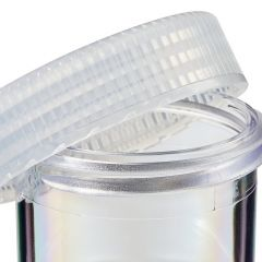 Thermo Scientific™ Nalgene™ Straight-Sided Wide-Mouth Polycarbonate Jars with Closure, 60mL