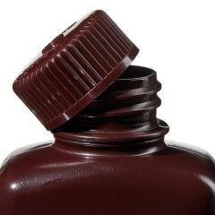 Thermo Scientific™ Nalgene™ Rectangular Amber HDPE Bottles, 125mL