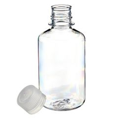 Thermo Scientific™ Nalgene™ Narrow-Mouth Polycarbonate Bottles with Closure, 0.5L