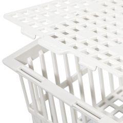 Thermo Scientific™ Nalgene™ Polypropylene Autoclaving Baskets, 10.4cm height