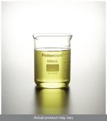 Fisherbrand™ Reusable Glass Low-Form Griffin Beakers