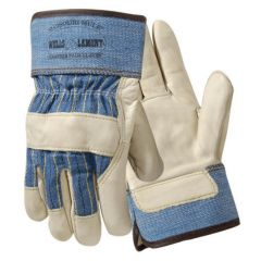 Wells Lamont™ Grain Cowhide Leather Palm Gloves