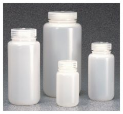 Thermo Scientific™ Nalgene™ Wide-Mouth HDPE IP2 Bottles, 125mL