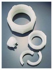 Thermo Scientific™ Nalgene™ PVDF True Union Clamps, 3 inch