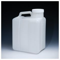 Thermo Scientific™ Nalgene™ Heavy-Duty Wide-Mouth HDPE Jug with Closure