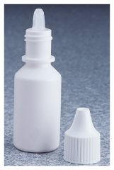 Thermo Scientific™ Nalgene™ LDPE White Dropper Bottles, 4mL, white