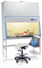 Thermo Scientific™ 1300 Series Class II, Type A2 Biological Safety Cabinet Package, 3 ft.. width, 10 in. window, SmartCoat interior, 120V