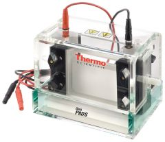 Thermo Scientific™ Owl™ Dual-Gel Vertical Electrophoresis Complete System, 10 W x 8-10 cm L, 300mL buffer volume