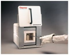 Thermo Scientific™ Lindberg/Blue M™ 1700°C Box Furnace, 3500W, 0.09 cu. ft. (2.5L) (independent controller not incl.)