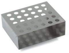 Thermo Scientific™ Sample Rack for Precision™ Water Baths, holds 63 x 0.5mL tubes