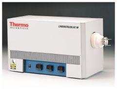 Thermo Scientific™ Lindberg/Blue M™ 1100°C Tube Furnace, 11,000W, 3-6 in dia., 36 in. heated L, 9/18/9 in. heated zones