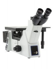 Inverted metallurgical microscope, IOS, UK