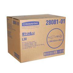 WYPALL L30 Wiper Drag Box, 43.4x42cm (450/cs)