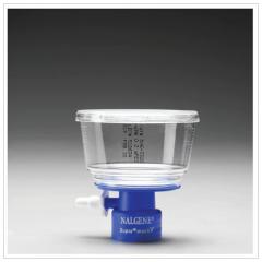 Nalgene™ Rapid-Flow™ Sterile Single Use Bottle Top Filters, 0.2 μm, 150mL, 45mm Neck