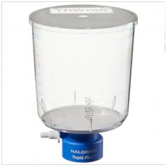 Nalgene™ Rapid-Flow™ Sterile Single Use Bottle Top Filters, 0.2 μm, 1000mL, 45mm Neck