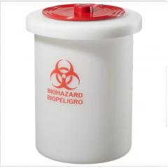 Thermo Scientific™ Nalgene™ Biohazardous Waste Containers, 19L